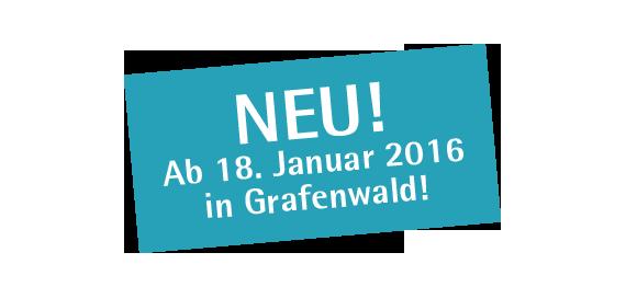 Neueröffnung in Bottrop-Grafenwald
